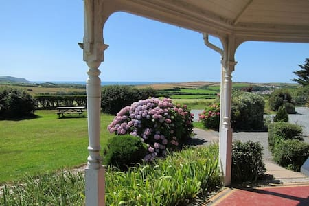 The View - Retreat in Cornwall just for two - Bude - Flat