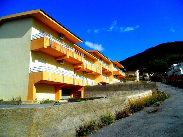 Appartamenti panoramici a 2 km dalle spiagge