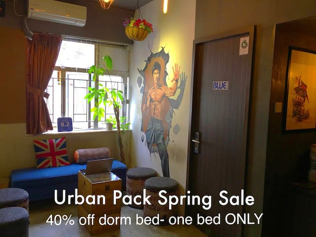 Spring Madness: Any dorm bed AVAIL - Hong Kong