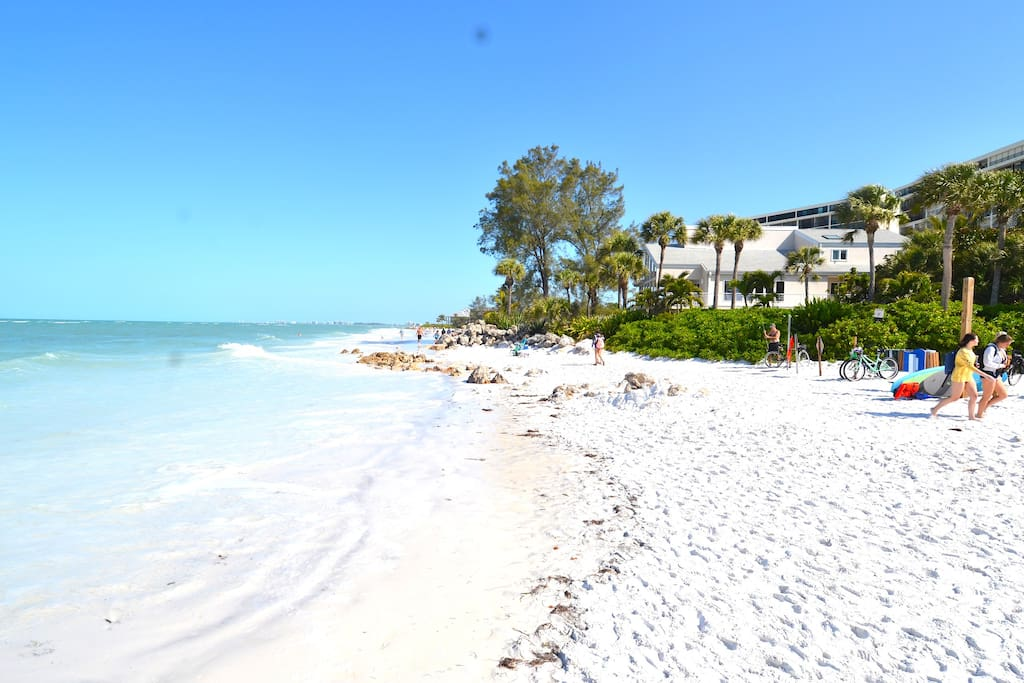 House For Rent On Siesta Key Beach