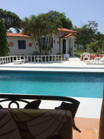 Costa Esmeralda Beach home in Panama
