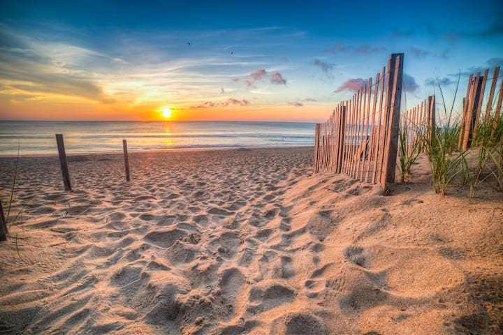 ♡ OBX 2 Bedroom Near Beaches Restaurants & Shops ♡