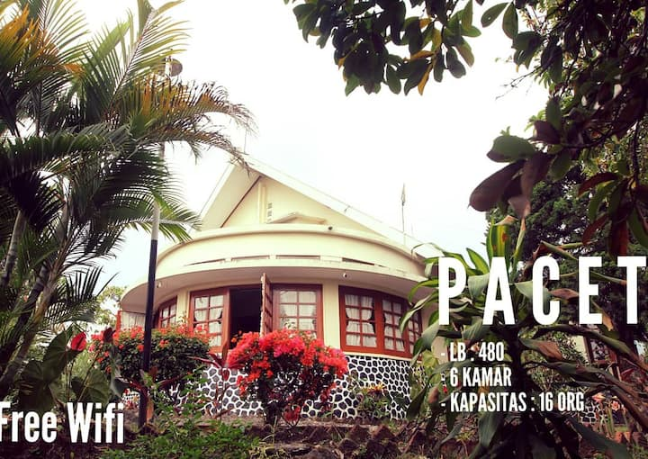 Villa de Nusa PACET