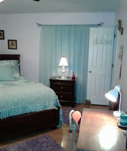 Private bath+kitchen/wi-fi/ 2 nights min. stay - North Little Rock