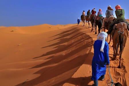 Sahara trip 3day 2 night