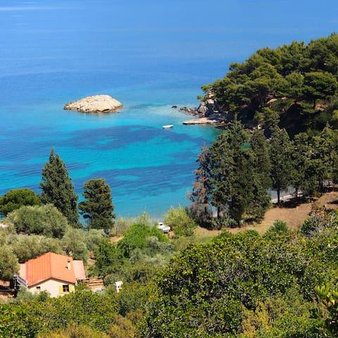Boutique villas by the sea - Άγιος Πετρος - Villa