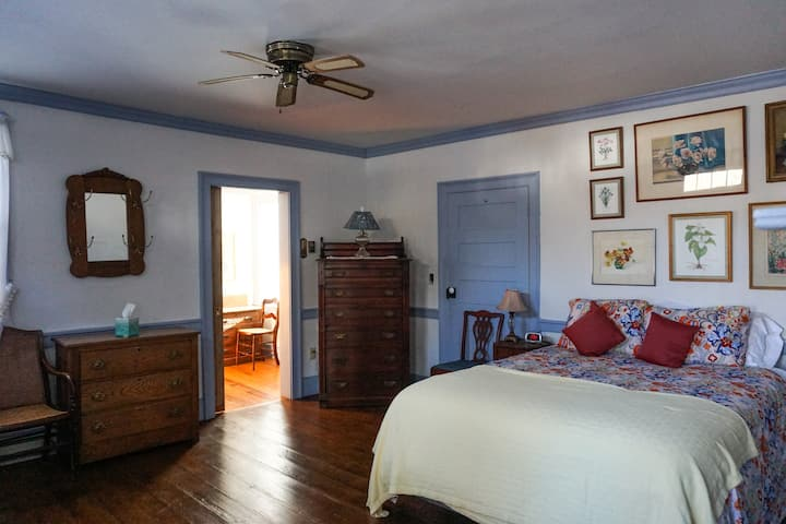 Garden Suite - The Anderson Cottage Bed and Breakfast