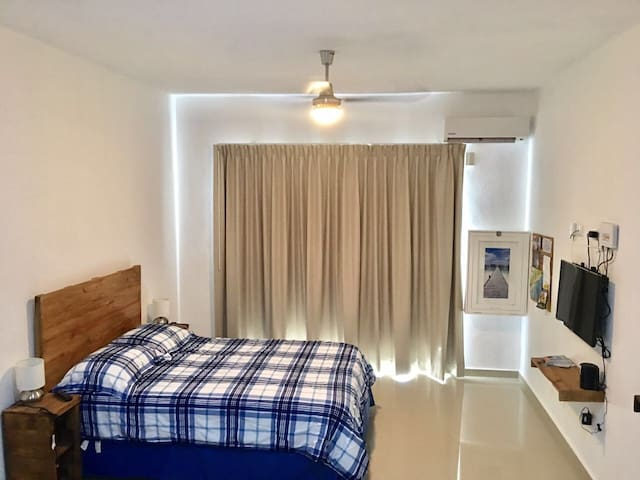 SUITE AT THE BEST PRICE AND COMFORT IN COZUMEL - Cozumel - Appartement
