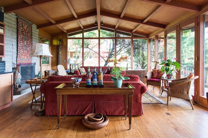Mill Valley Tree House