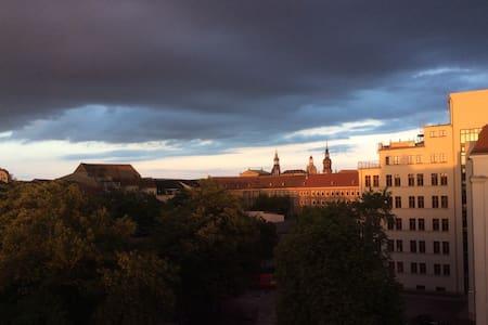 Altstadt Appartement, Skyline Blick - Dresden
