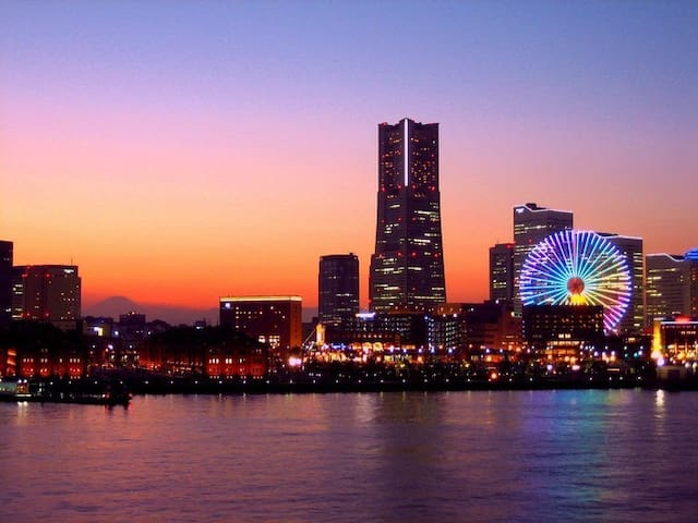 Super Sale!!MAX16P EasyAccess yokohama,minatomirai - Yokohama - Apartamento