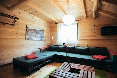 Apartment Arbinje - Mountain Lodge Shoom