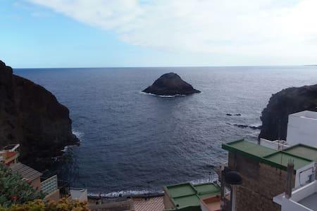 Bonito apartamento a tan sólo 10 metros del mar - Los Roques - Pis