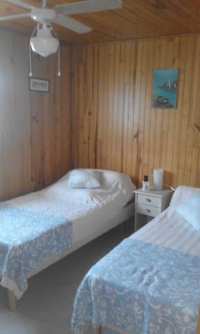 Chambre à theme dans villa, Mer - Cessenon-sur-Orb - Villa