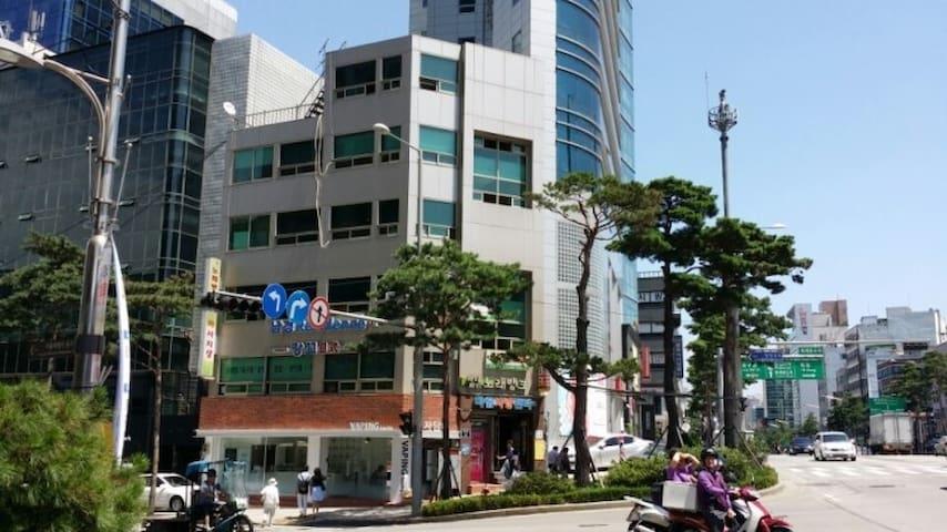 """Chungmu-ro, """"NK Residence"""", It Suits Your Trip - Jung-gu - Teljesen felszerelt lakás"""