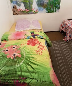 Belle chambre au coeur de Darmstadt - Darmstadt - Apartamento