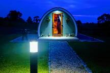 Beautiful tranquil space to enjoy the countryside day or night. You will always be made welcome.
