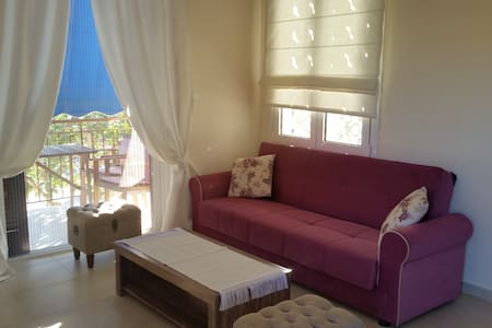 Marvellous sea view apartment - Lagonisi