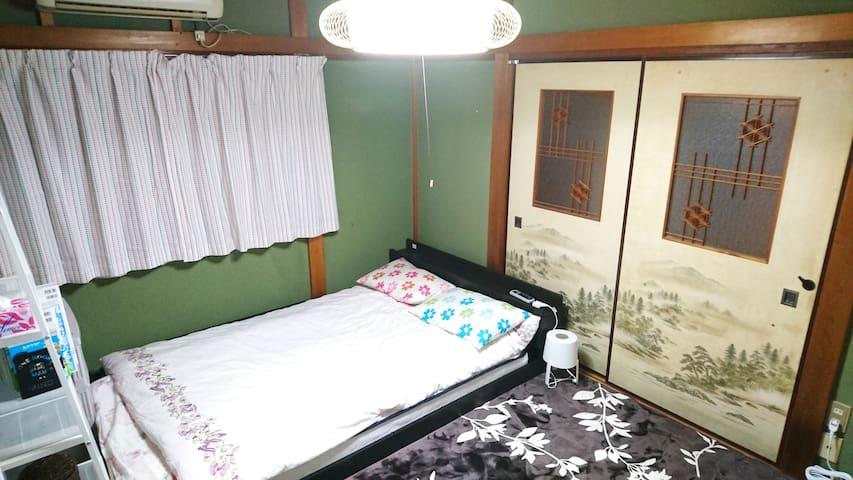 東京都中心部/木場駅·東陽町駅/Triple room/Bird House