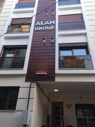 Hatay-Güzelyalı-Yeşilyurt Bölgesi Günübirlik Daire - Izmir - Serviced apartment