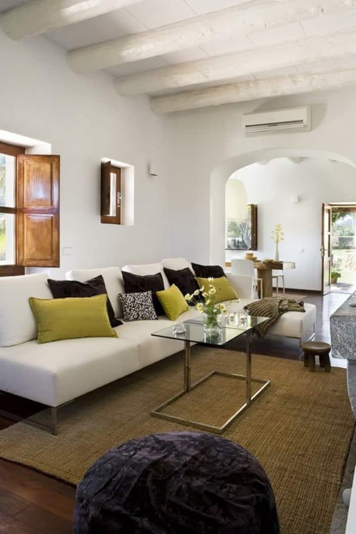 Ibiza Casa moderna y Payesa!