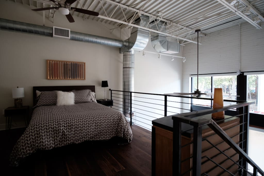 Luxury Loft In Historic Southside District Apartments For Rent In Chattanooga Tennessee