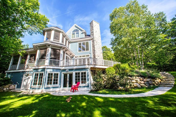 Story Book - Harbor Springs - House
