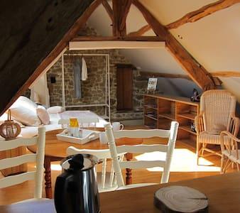 Chambre d'hôtes en Suisse Normande - Rabodanges - Gästhus