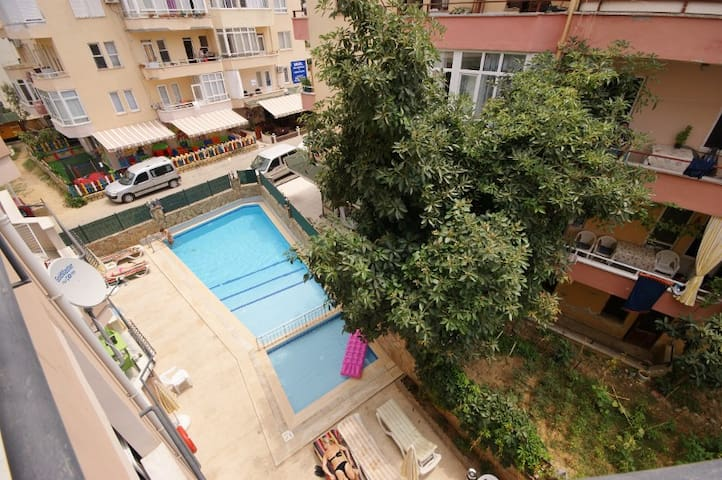 Claddagh Court (10), Alanya Apartment to rent - Alanya - Haus