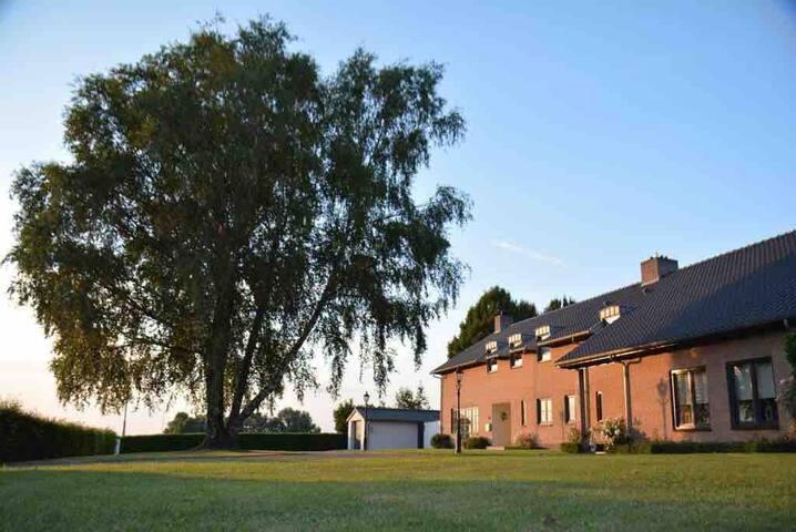 Luxe landelijke B&B 85 Voerendaal Zuid-Limburg