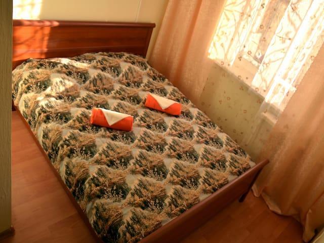 Семейный номер в Хостеле Легко поспать - Perm - Hus