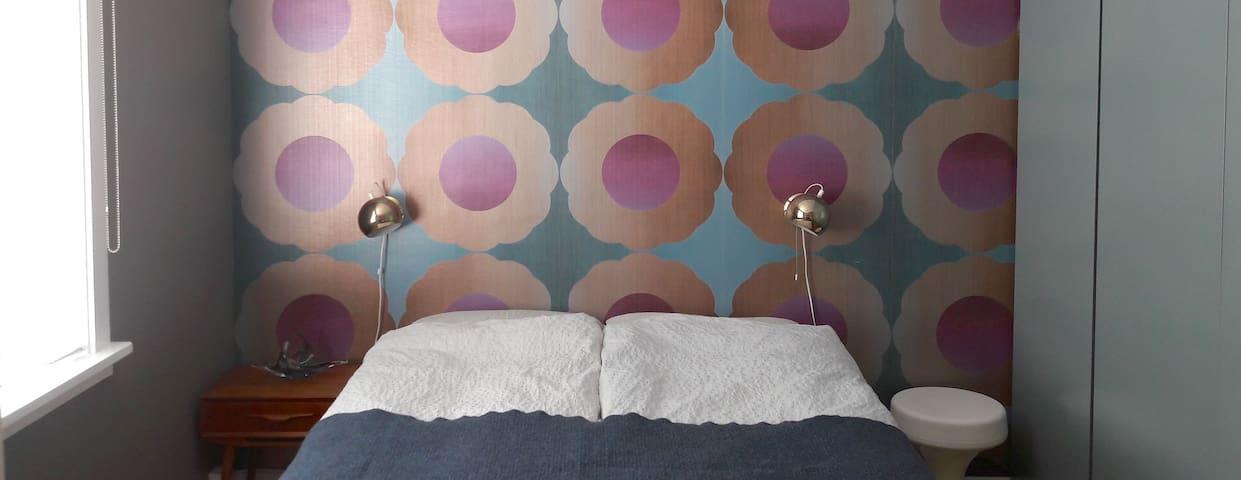 Confortable bed 140x200cm