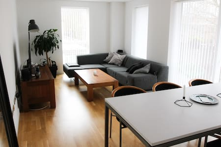 Room with private bathroom in central location - London - Apartment