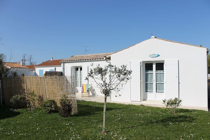 La Casa d'Ô - La Brée-les-Bains - Casa