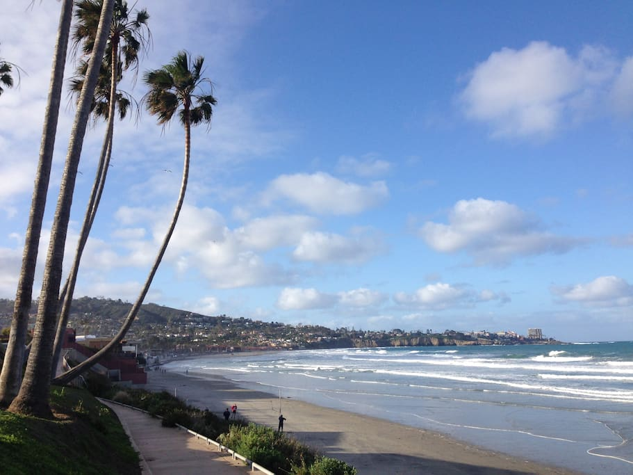 Walk to Beautiful La Jolla Shores