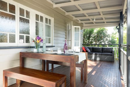 """The Park House"": your 3 bedroom inner city home - East Brisbane"