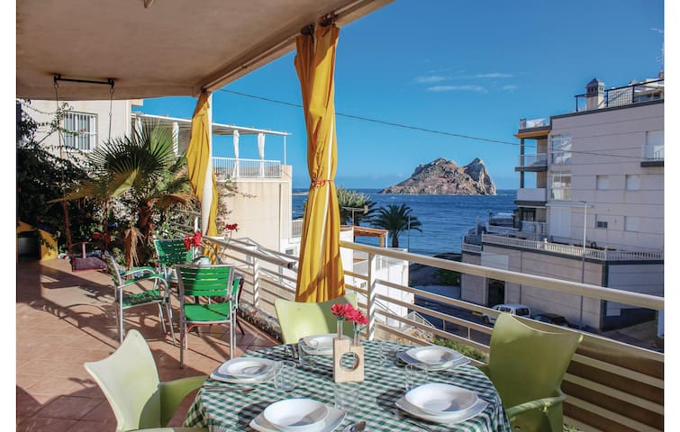 Holiday cottage with 3 bedrooms on 105m² in Águilas