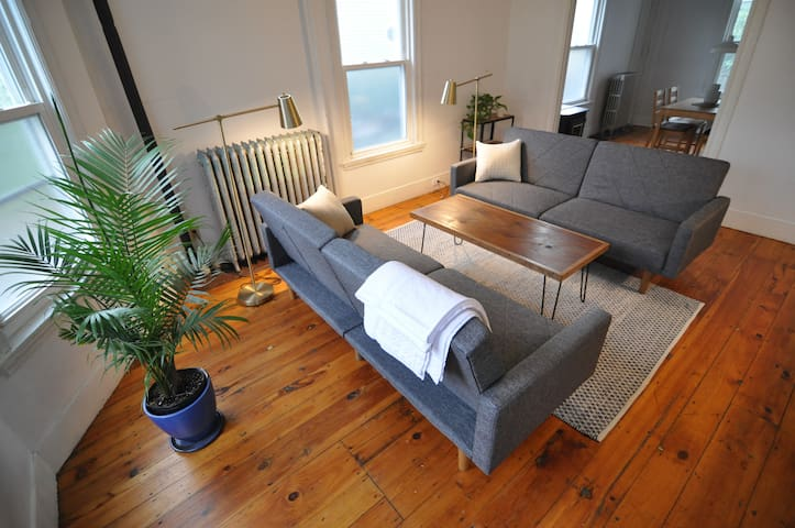 Bright & Open Apartment for a Restful Refuge