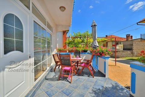 Villa Ema - Appartement au rez de chaussée