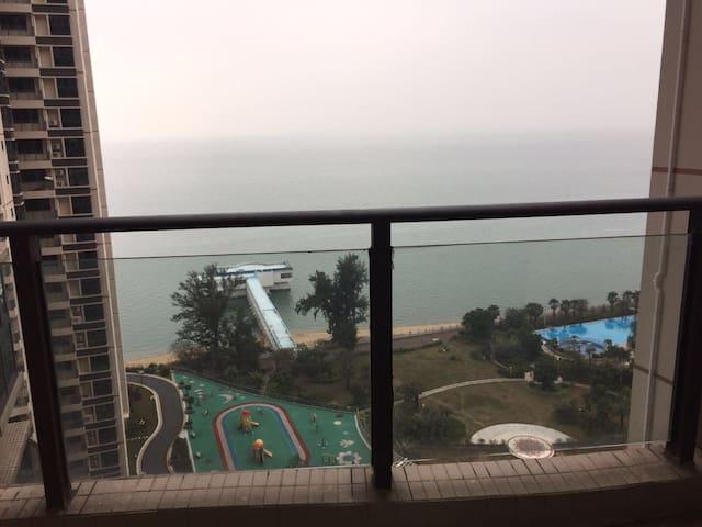 北海一线海景星级民宿 富丽华五星级大酒店的物业管理