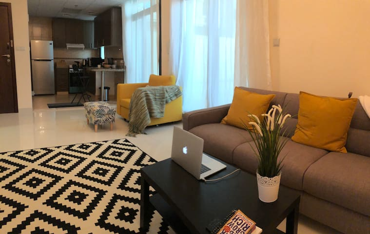 New, Comfy, Modern Studio in Dubai