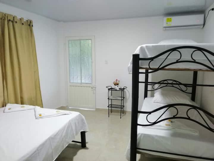 Habitación para 4 personas San José Tatacoa