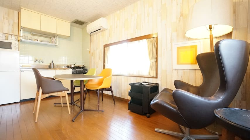 SATS[C] 3mins walk from JR Takayama Station