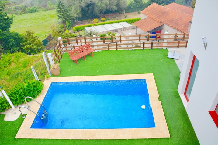 Folhas Country Villa | Charm  & Nature