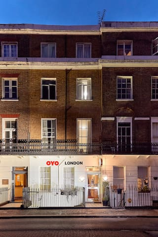 OYO London 24 Sussex, Standard Double Room