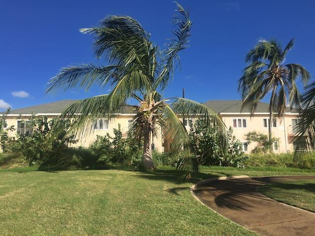 Golfview Estates Villa - Frigate Bay - 公寓