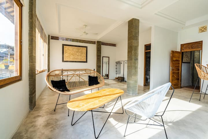 U2 1BR Loft  Monkey Forest Ubud Nearby