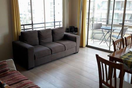 Comfortable room near the metro manquehue. Parking - Las Condes