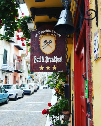 Bed and Breakfast a soli 10 minuti da CEFALU'