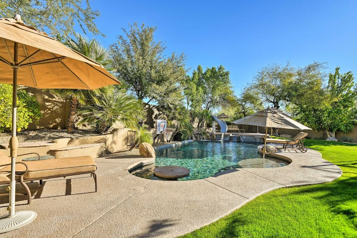 NEW! Scottsdale Home at Grayhawk w/ Private Pool!
